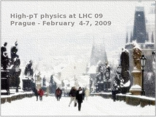 High-pT physics09